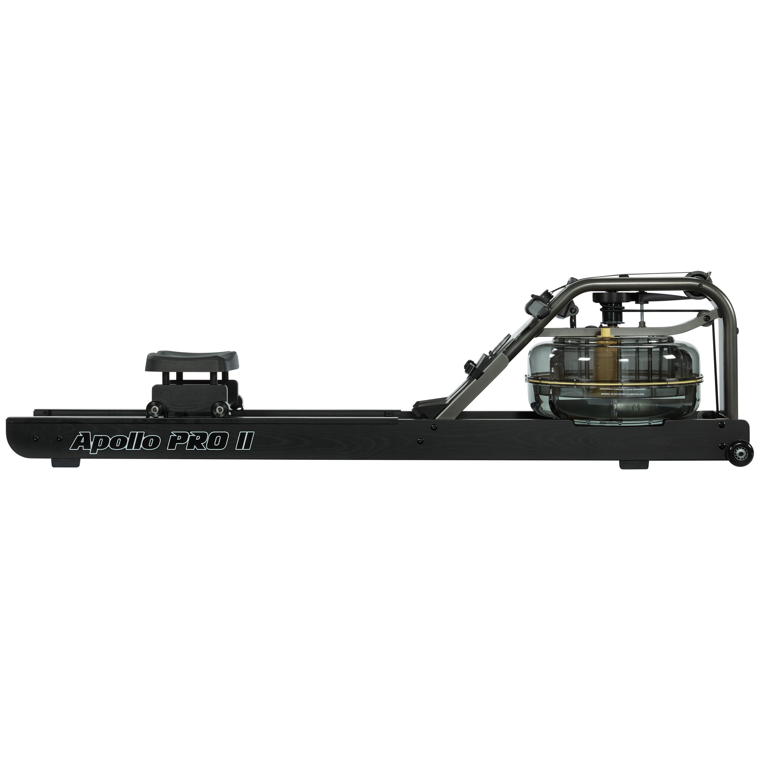 First Degree Fitness Indoor Water Rower with Adjustable Resistance - Apollo Pro II Black Reserve by First Degree (Image #4)