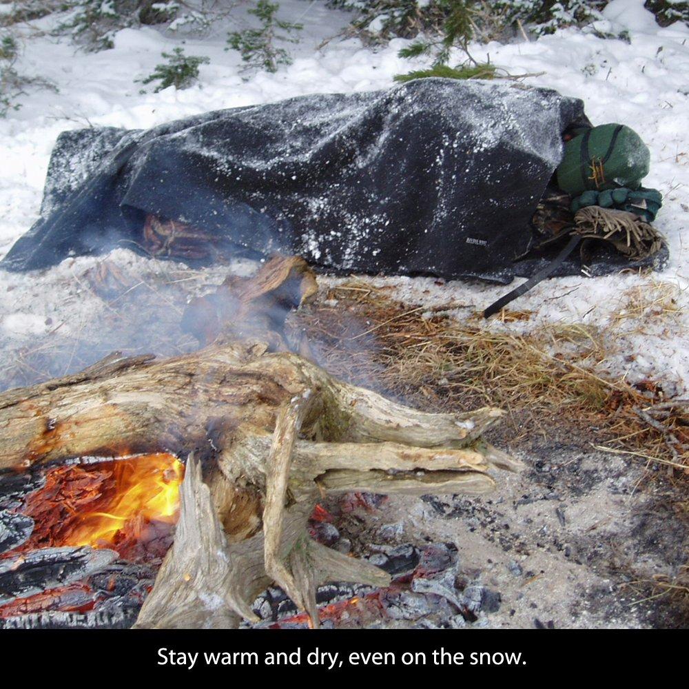 Rivers West Tundra Waterproof Fleece Blanket 3190POD