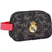 Safta Real Madrid - Neceser de Viaje, Negro
