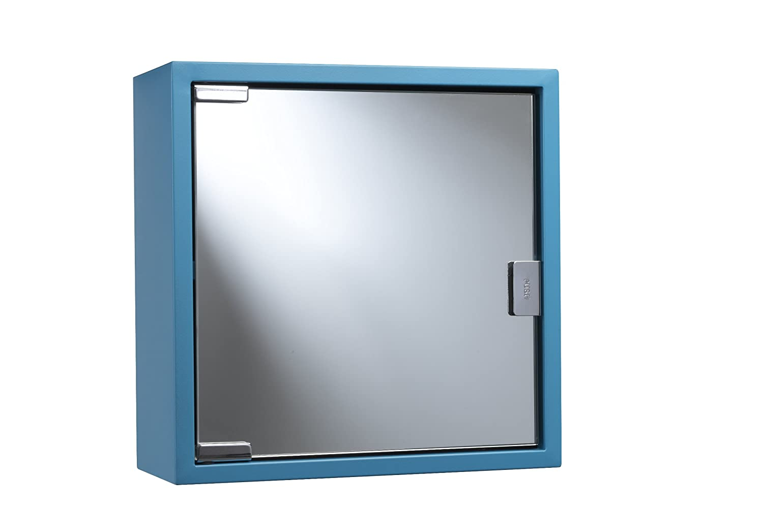 Croydex Single Door Steel Cabinet, Blue: Amazon.co.uk: Kitchen & Home