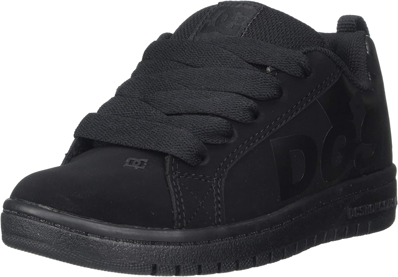 DC Kids Court Graffik Se Skate Shoe
