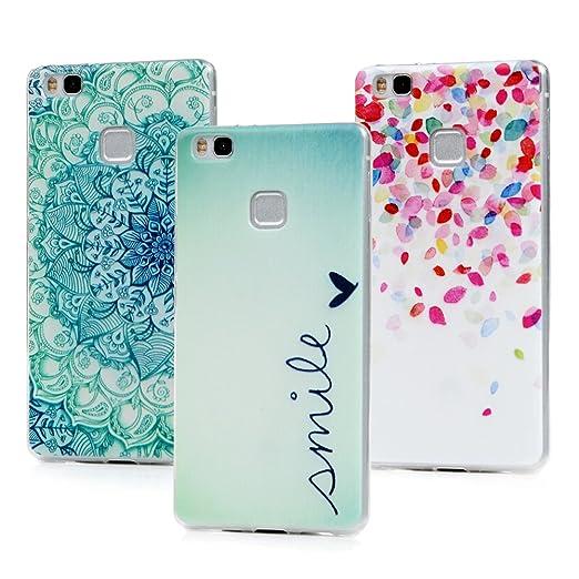 14 opinioni per 3x Cover Huawei P9 Lite,Silicone