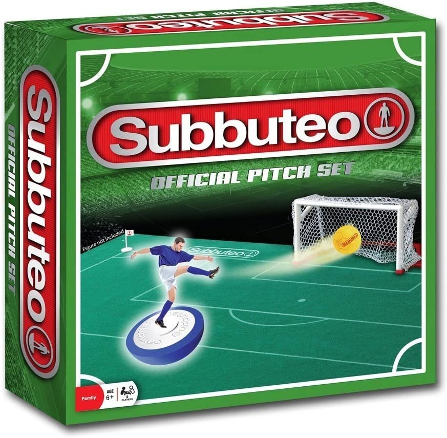 Paul Lamond Subbuteo - Set de campo de fútbol: Amazon.es: Juguetes ...