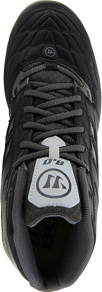| Warrior Men's Burn 8.0 Junior Lace-Up Fashion Sneaker, Black, 2.5 M US … | Field Hockey & Lacrosse