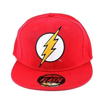 Amazon.com: Codi The Flash Cappello Visiera Regolabile Logo red Berretti Cappelli: Toys & Games