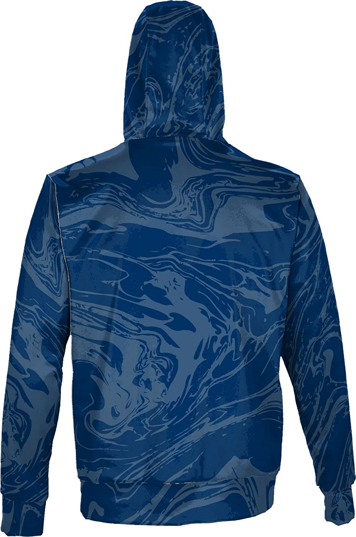 School Spirit Sweatshirt ProSphere Emory University Mens Pullover Hoodie Ripple