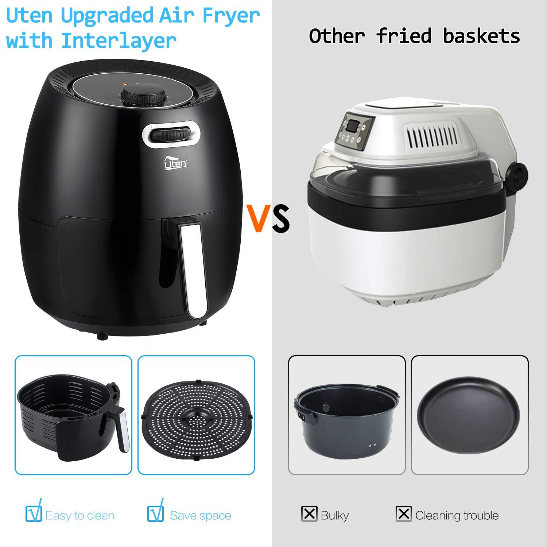 6,5 l Uten Airfryer Friggitrice ad aria calda
