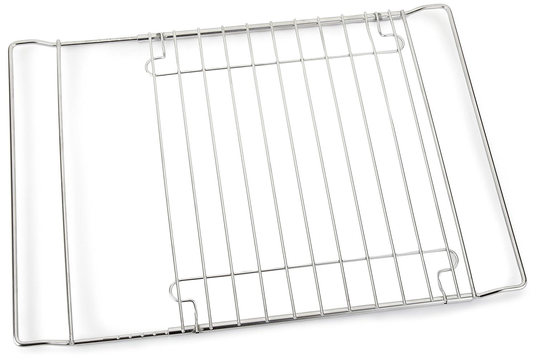Zenker 6021 - Rejilla para horno universal (tamaño ajustable): Amazon.es: Hogar