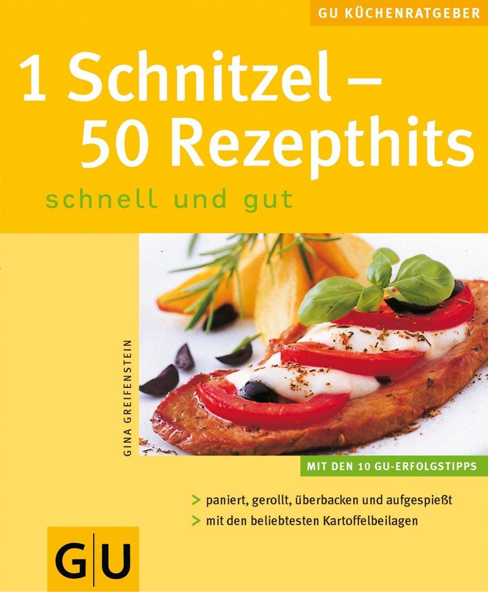 1 Schnitzel - 50 Rezepthits