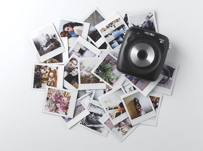 Pel/ícula Instant instax Square Fuji FUJ105224 1x10 Fotos