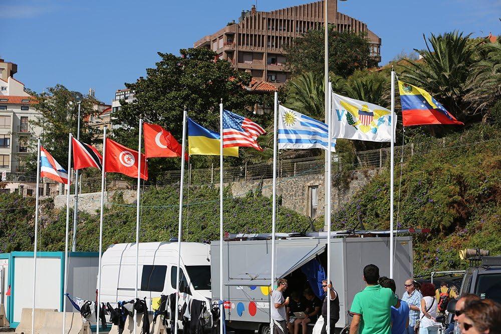 BPH Bandera de España, 300x200x3 cm: Amazon.es: Jardín