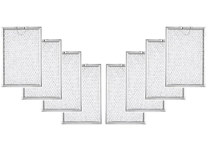 Microondas grasa filtro de repuesto para GE WB06 X 10309 - 8 ...