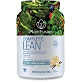 PlantFusion Complete Lean Plant Based | Weight Loss Protein Powder | Supports Blood Sugar & Controls Appetite…