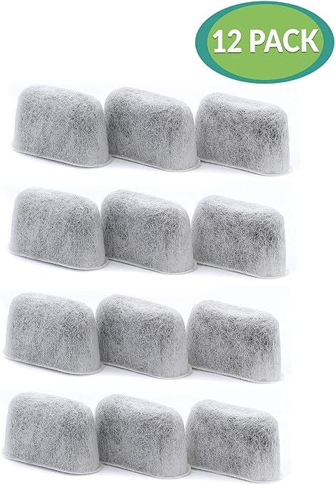 Cuisinart - Filtro de agua de carbón activado compatible con ...