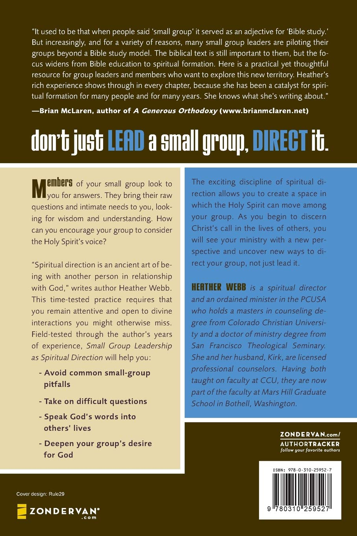 Small Group Leadership as Spiritual Direction: Practical