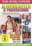 Almenrausch & Pulverschnee (4 DVDs) - Alle 8 Folge der Kultserie auf 4 DVDs