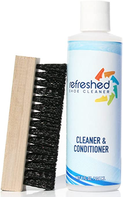 Refreshed Shoe Cleaner \u0026 Conditioner