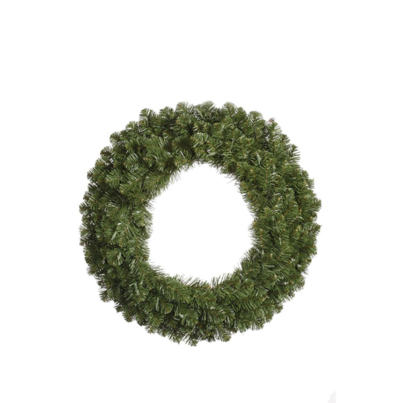 Vickerman 48'' Grand Teton Artificial Christmas Wreath, Unlit