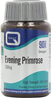 Quest Evening Primrose Oil 1000mg 90 capsule