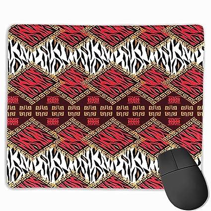Amazon com : Safari Gaming Mouse pad African Animal Skin Stylized