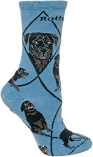 product image for Wheel House Designs Women's Rottweiler Socks