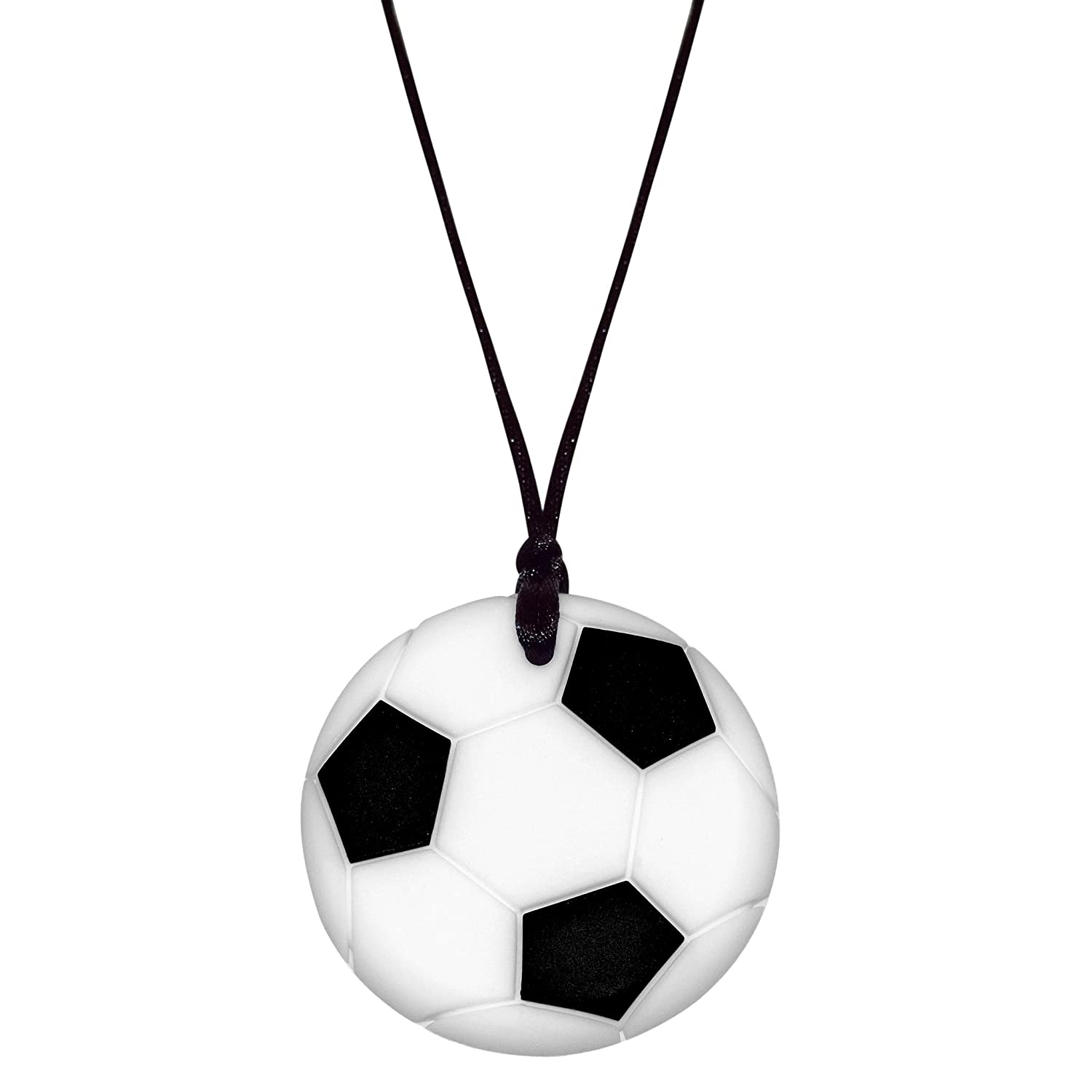 Munchables Chewelry Soccer Ball Sensory Chew Necklace best