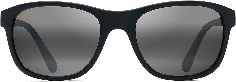 Maui Jim unisex-adult Wakea Square Sunglasses