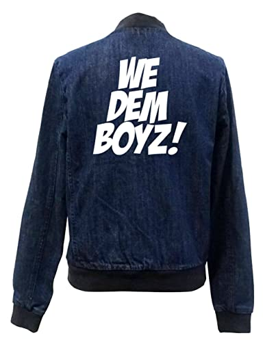We Dem Boyz Bomber Chaqueta Girls Jeans Certified Freak