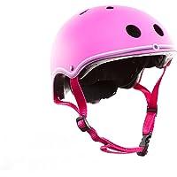 Globber Helmet Junior - Pembe Kask