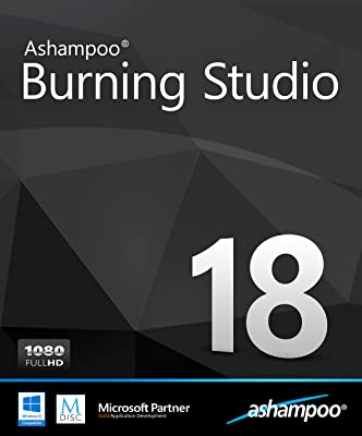 Ashampoo Burning Studio 18 [Download]
