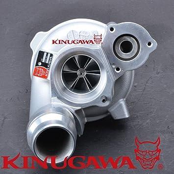 Kinugawa Billet de actualización de Turbo CHRA para BMW 535i N55 18539700001 49,5/67 mm/6 + 6: Amazon.es: Coche y moto
