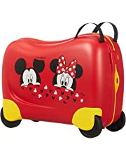 SAMSONITE Dream Rider Disney - Suitcase 50 cm, 25L 1.8 KG Valigia per bambini, 25 liters, Multicolore (Mickey Minnie Peeking)