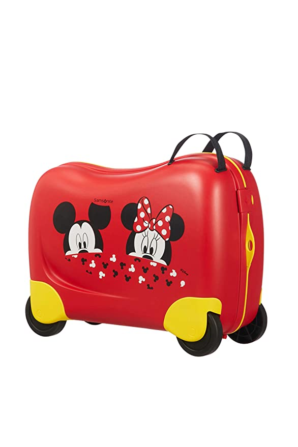 Samsonite Dream Rider Disney Mickey Minnie Peeking
