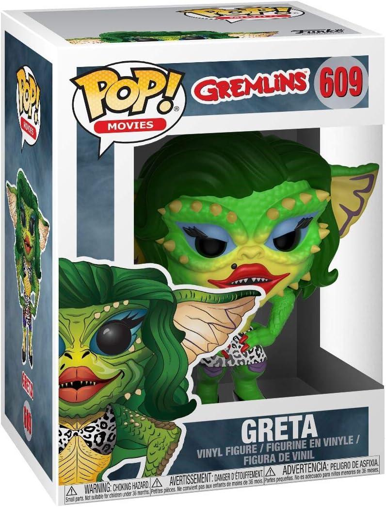Funko Gremlins 2 Figura de colección, Multicolor, 32348: Amazon.es ...