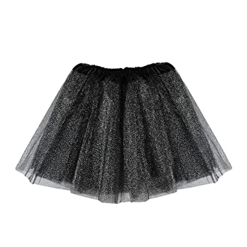 c1ae4ff3b Image Unavailable. Image not available for. Color: Inkach Baby Girls Tutu  Skirt - Fancy Toddler Kids Dance Ballet Skirts Fluffy Tulle Petticoat Shorts