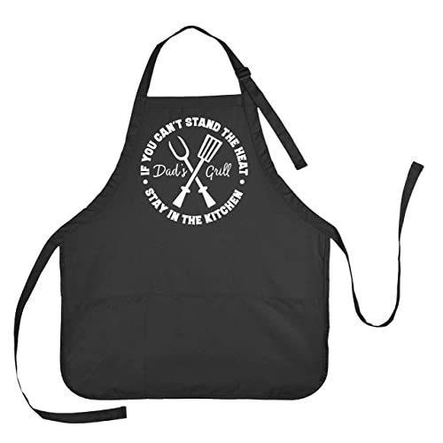 Cute Apron Fathers day gift Customized Barbecue Apron BBQ Apron great grilling dad gift grilling apron Gifts for Him