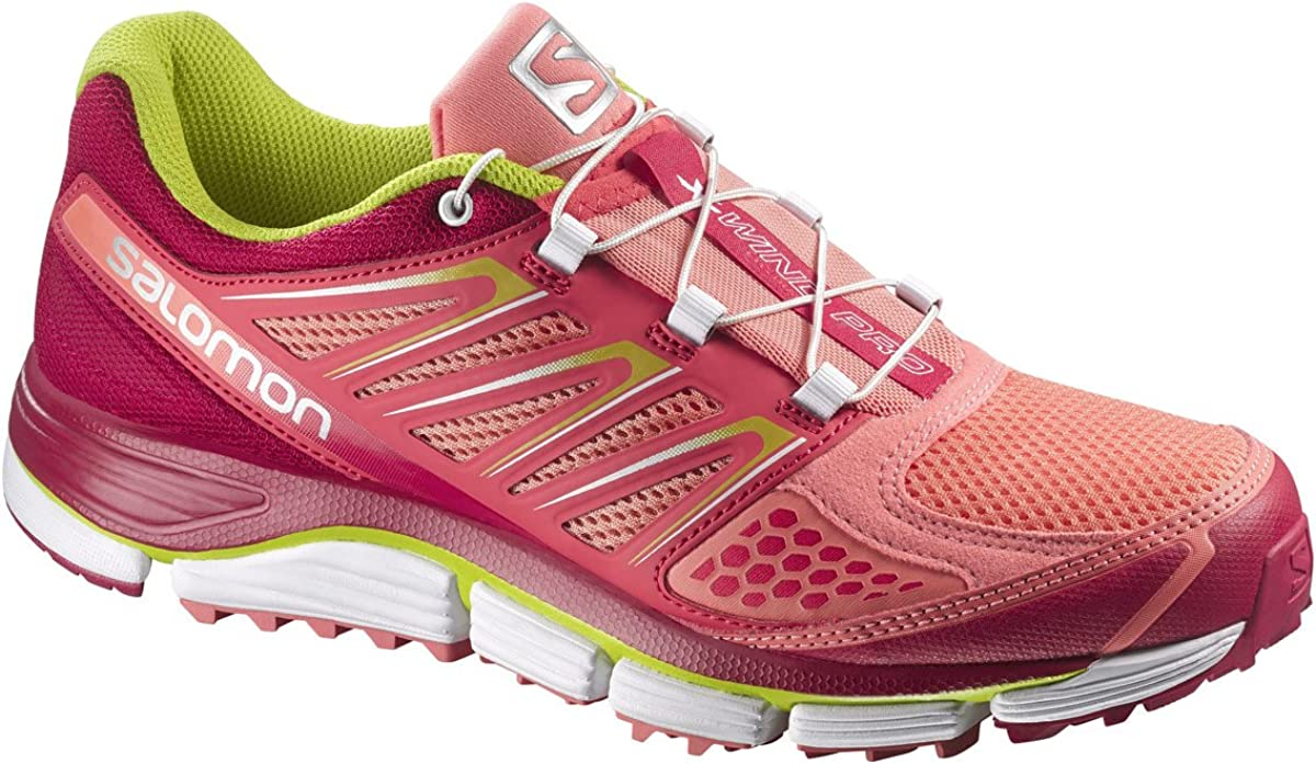 Salomon X-Wind Pro Womens Zapatillas Para Correr - SS15 - 42.7 ...