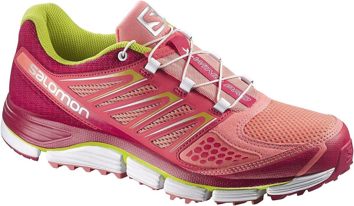 Salomon X-Wind Pro Womens Zapatillas Para Correr - SS15 - 42.7: Amazon.es: Zapatos y complementos