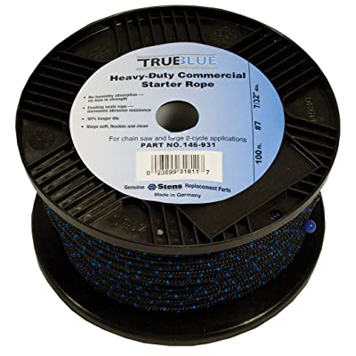 Stens 146-931 True Blue Starter Rope, 100-Feet : Garden & Outdoor