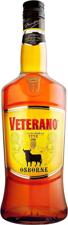 Veterano Bebida Espirituosa Elaborada A Base de Brandy 30º, 1L