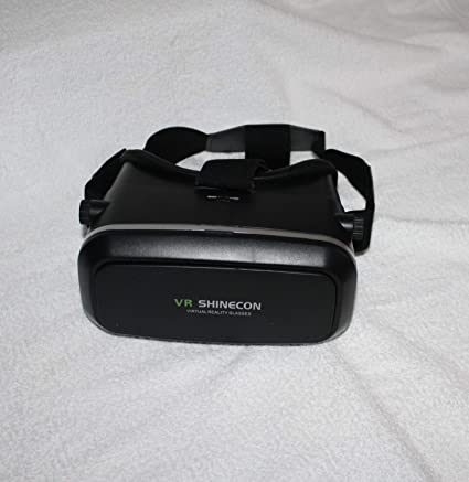 Amazon Com Vr Shinecon Direct Virtual Reality Glasses 3d Immersive Virtual Reality Headset For Videos Movies And Games Widely Compatible With Iphone Samsung And Other 4 7 6 0 Inches Smartphones Black