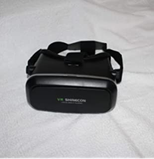 d947031c4c63 VR SHINECON Direct Virtual Reality Glasses - 3D Immersive Virtual Reality  Headset for Videos