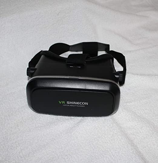902e5214186 VR SHINECON Direct Virtual Reality Glasses - 3D Immersive Virtual Reality  Headset for Videos