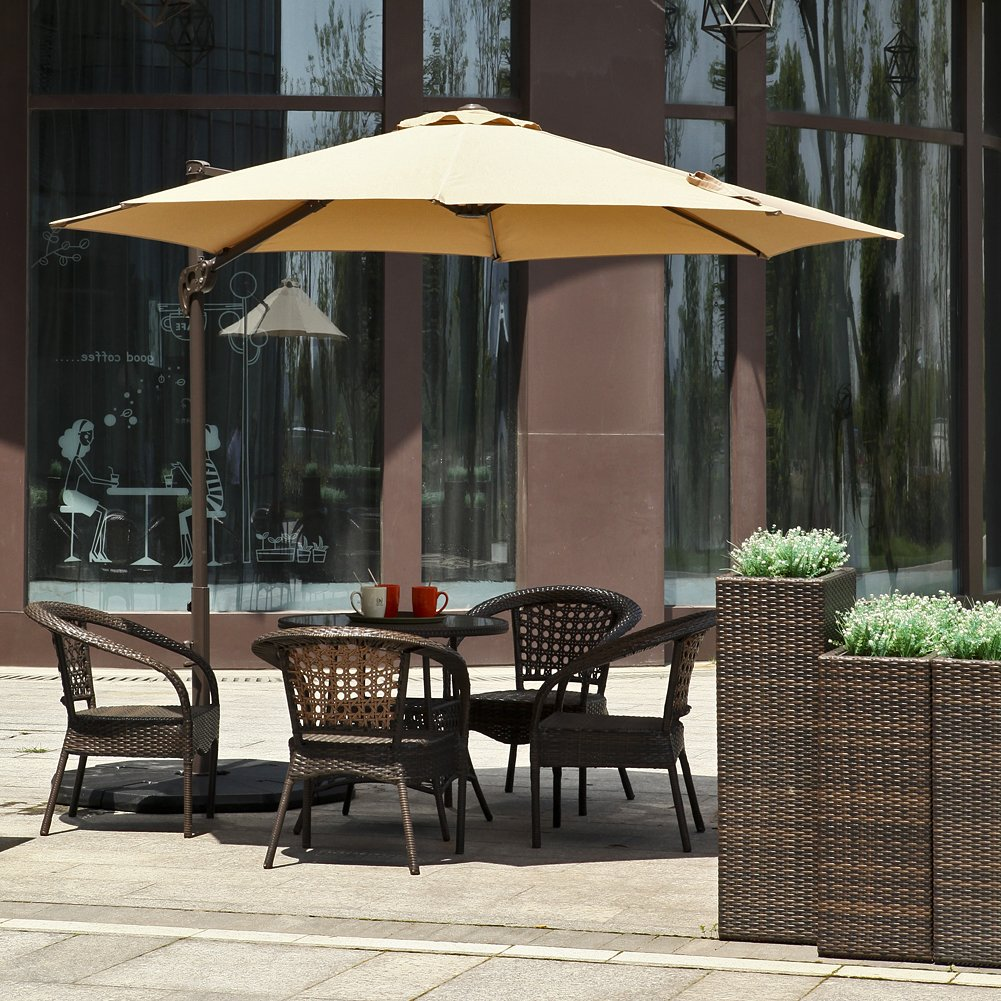 The Best Patio Umbrellas For Your Garden Or Backyard: Reviews & Buying Guide 16