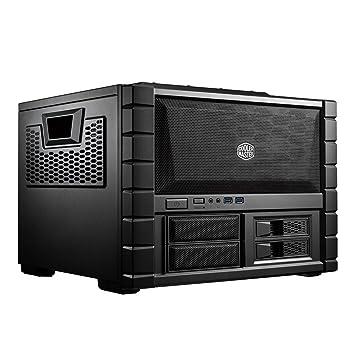 Amazon.com: Cooler Master HAF XB EVO - Banco de pruebas de ...