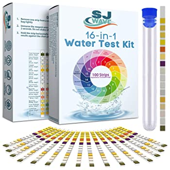 SJ WAVE Water Test Kit