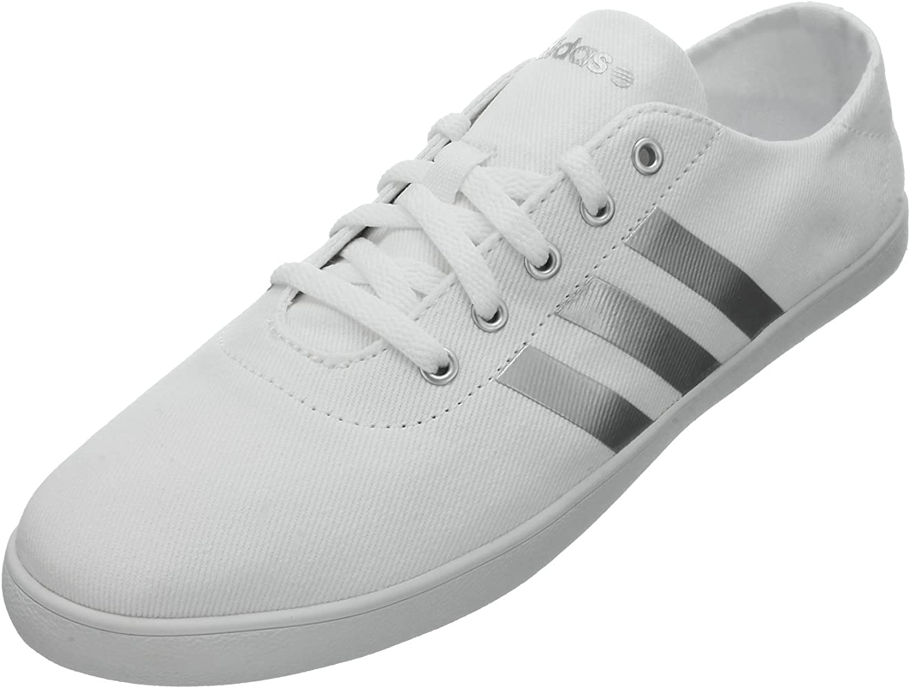 elegant shoes uk cheap sale great prices adidas Neo QT Vulc W - Zapatillas de Tela para Mujer Blanco ...