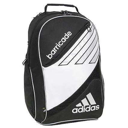 f4203cedafba Amazon.com  adidas Barricade III Racquet Backpack