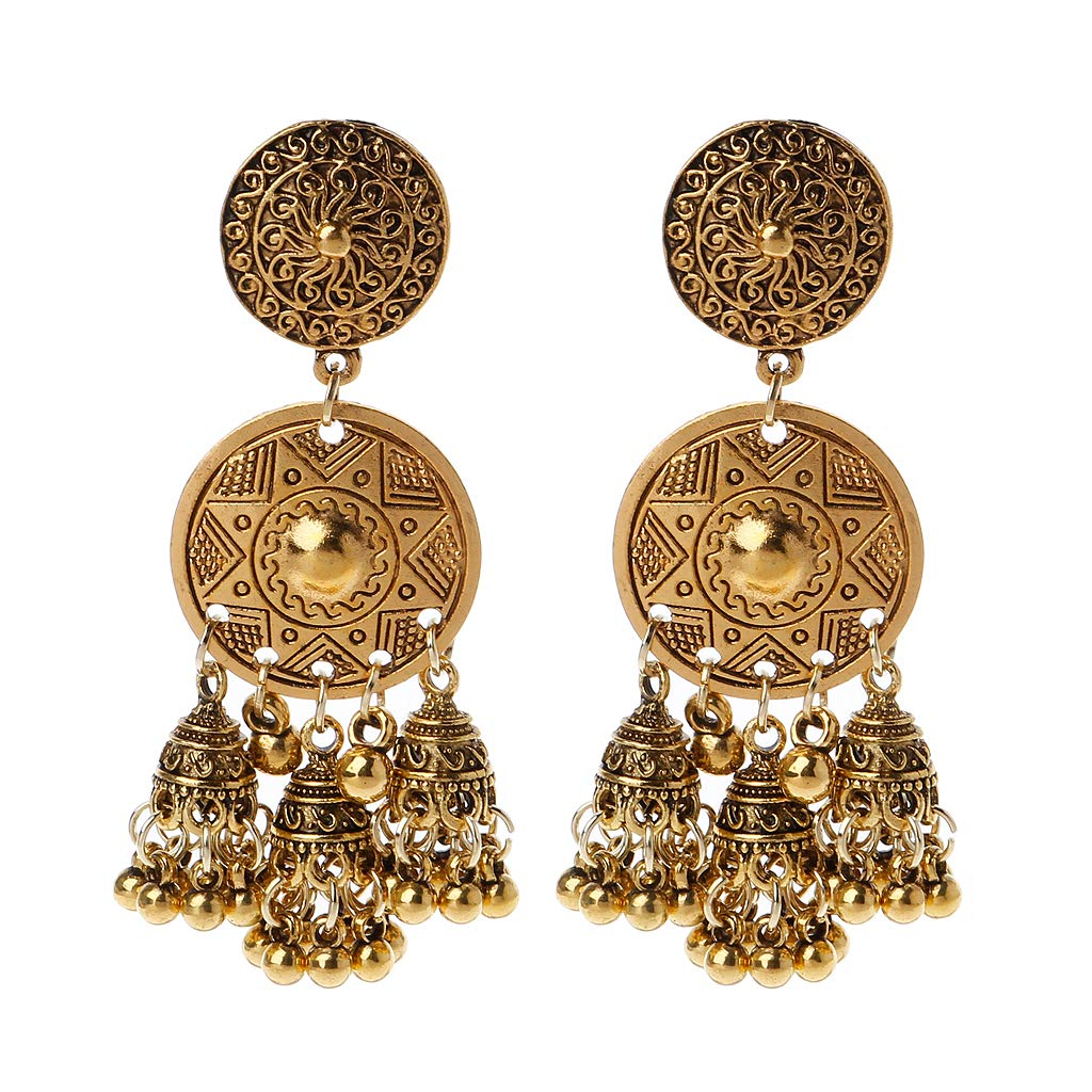Anjuley Bollywood ethnique boucles doreilles de mariage kundan boucles doreilles boucles doreilles Indian Bahubali