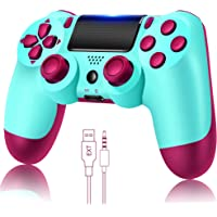 $28 » YU33 Wireless Remote Controller Compatible with Playstation 4 System, for PS4 Console…